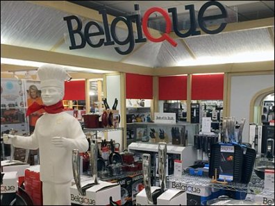 Belgique Chef Brands Department 2